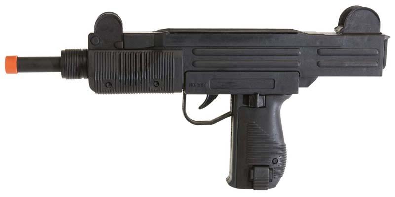 commando machine gun